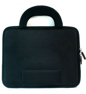 Dice Black Carrying Case Bag for Apple iPad 1 2 WiFi 3G