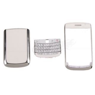 Plating Frame Housing for Blackberry Bold 9700 9780 White