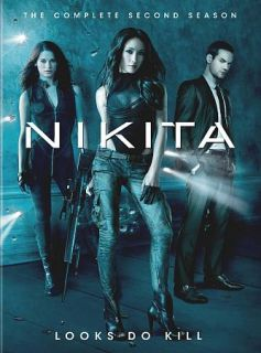 Nikita The Complete Second Season DVD 2012 5 Disc Set