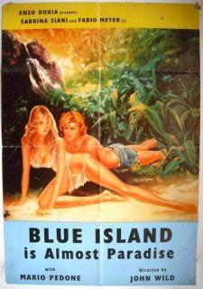 Blue Island Sabrina Siani Due Gocce DAcqua Salata Lebanese Movie