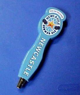 Beer Newcastle Summer Ale Tap Handle Sky Blue