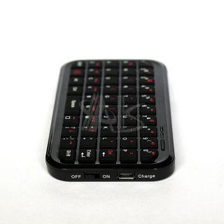 Mini Wireless Bluetooth 3 0 Keyboard for iPod iPad iPhone Laptop Smart