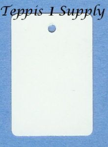 business days small white blank price tagging gun tags 1000