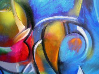 Abstract Fine Art Paintings Contemporary Modern Blatt