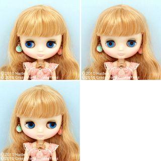 Takara Middle Blythe Doll CWC Macaron Q Tea Party New