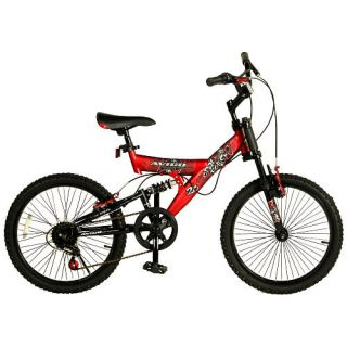 New 20 inch BMX Bike   used for tricks, racing and stunts   Boys