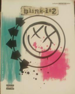 Blink 182 Guitar Tab Book Self Titled