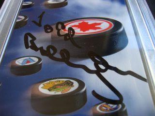 BOBBY ORR Signed Autograph 3X5 Card Boston Bruins PSA DNA #83188840