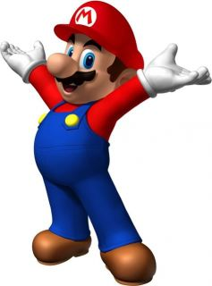 Super Mario Figure Set Mario Yoshi Bob Bomb Para Goomba