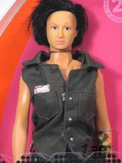"""Dyke Dolls Bobbie Doll 12"""" Action Figure Gay Lesbian"""