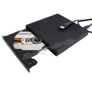 New External Blu Ray Player HD USB DVD Burner Drive