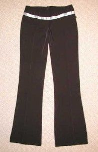 bobby j womens black pleated dress pants slacks sz 3