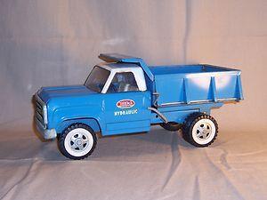 Vintage Tonka Blue Hydraulic Dump Truck 1960s Mound Minn