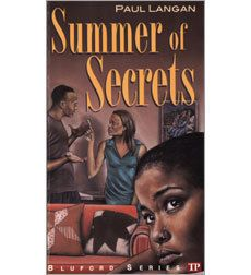 Summer of Secrets Novels Grade 6 7 8 9 or 10 Bluford Series Lot