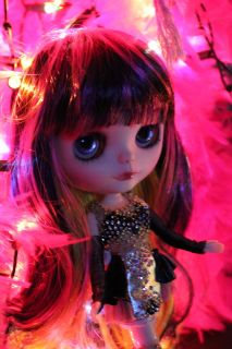 OOAK Custom Blythe Doll Circus Girl