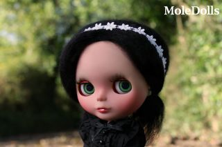 OOAK Custom Neo Blythe Original Doll Kawaii Japanese with Mohair by