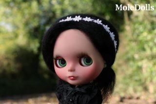 OOAK Custom Neo Blythe Original Doll Kawaii Japanese with Mohair by