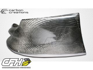 Carbon Fiber 99 05 BMW 3 Series E46 2dr M Tech Front Lip Spoiler 1pc