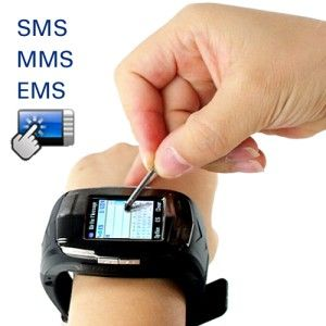 Mobile Phone Wrist Watch Touch Screen Bluetooth Watch