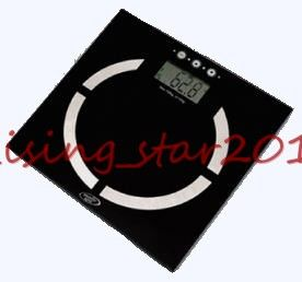 Digital Diagnostic Scale Weighing Body Fat LCD Display Lose Weight BMI