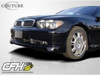 Urethane BMW 7 Series E65 E66 Executive Front Lip Spoiler 02 05