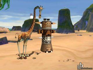 Madagascar Island Mania PC CD movie based animated kids puzzle