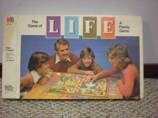 Classic LIFE Board Game