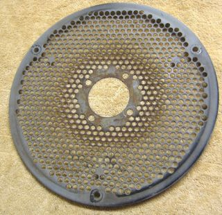 1970s Bolens Lawn Tractor Onan 16 HP Twin Cylinder Flywheel Screen