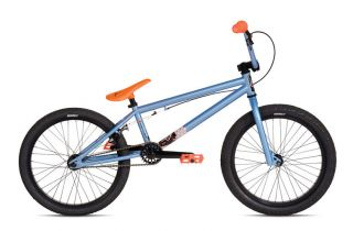 Stolen Casino BMX Bike Bicycle Blue Orange Street Park Dirt BMX