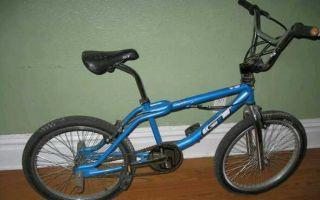 20 fit boys bmx freestyle trick street dirt trick bike blue chrome
