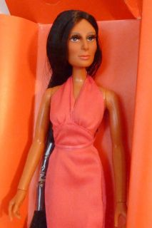 Vintage 1976 Cher Doll Bob Mackie Dress Mint Mego w Box