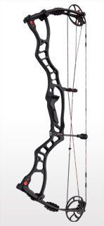New Hoyt Vector 35 Blackout Compound Bow Archery