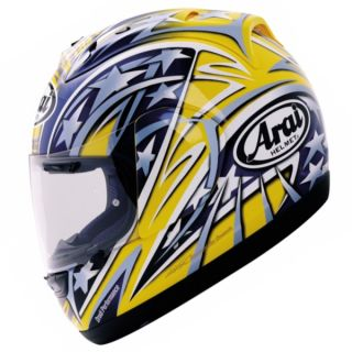 Arai RX7 Corsiar Edwards Replica Motorcycle Helmet Large