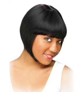 HR Flower Zury 100 Human Hair Wig Short Bob Wig