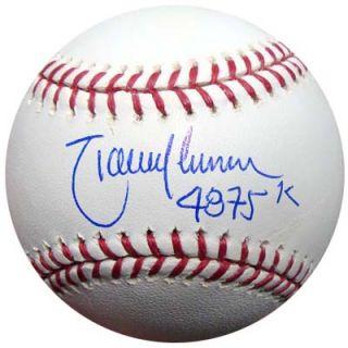 RANDY JOHNSON AUTOGRAPHED SIGNED MLB BASEBALL 4875 KS PSA DNA