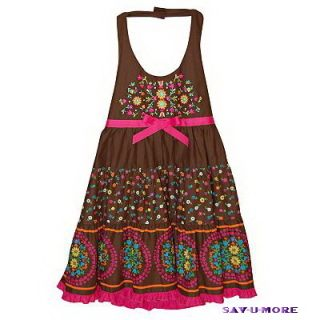 Blueberi Boulevard Baby Dress Baby Girls Pattern Sundress