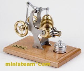Bohm Boehm Stirling Engine HB11 for Live Steam Toys