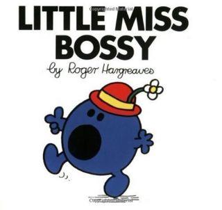 Little Miss Bossy Mr Men and Little Miss 0843174234