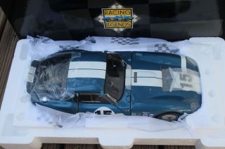 Shelby Cobra Daytona Coupe 1965 Sebring Winner Bondurant Jo Schlesser