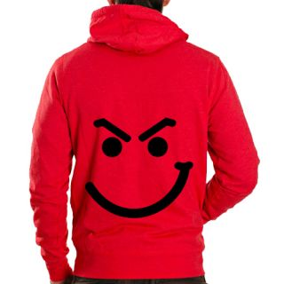 Bon Jovi Smirk Metal Rock Band Music Red Zip Hoodie Hoody Sweatshirt