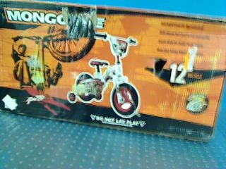 Mongoose Racer Boys BMX Bike 12 inch Wheels