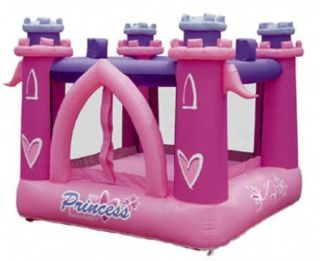 New My Little Princess Inflatable Bounce House Bouncer Slide