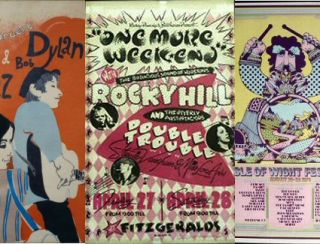 allman brothers boz scaggs 1973 concert poster click to view image