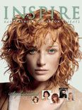 Inspire 62 Cosmetology Salon Hair Style Styling Book