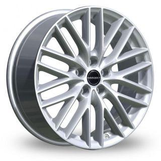 18 Nissan Cefiro Borbet BS5 Alloy Wheels Tyres