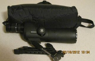 Bushnell Spotting Scope with Tripod