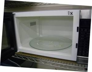 Bosch Built in Microwave 500 Series Stainless Steel