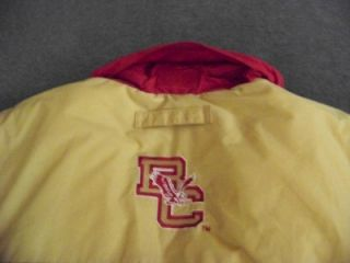 Boston College Eagles Jacket Mens 2XL by Logo Athletic Winter
