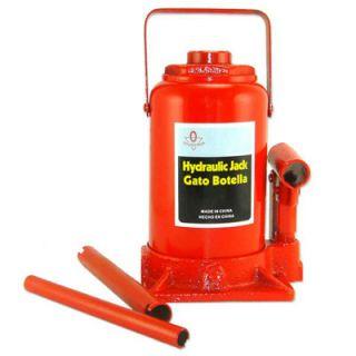 50 Ton Hydraulic Bottle Jack Heavy Duty Automotive 8