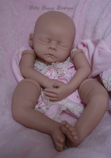 LIFELIKE REBORN BABY DOLL KIT SERA,by MARISSA MAY/BOUNTIFUL BABY